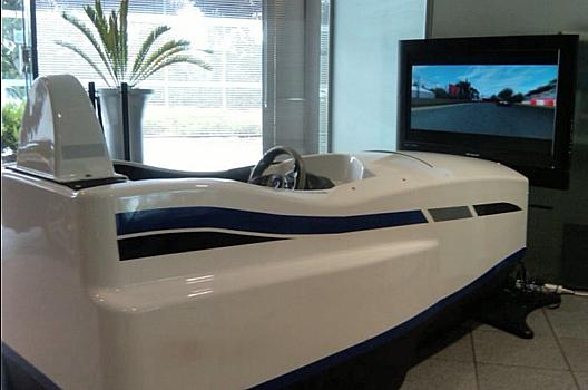 F1 Cockpit Simulator
